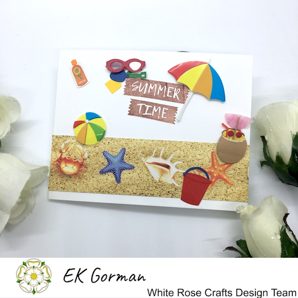 EK Gorman, White Rose Crafts, Mediteranean dreams 5FC Part II i
