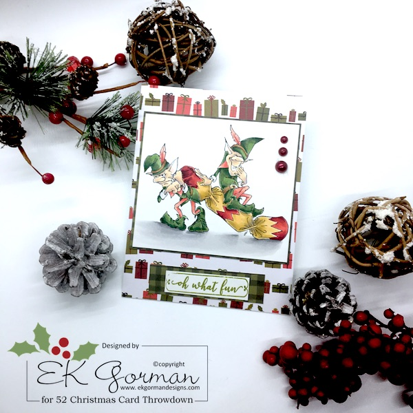EK Gorman, 52CCT August Theme c
