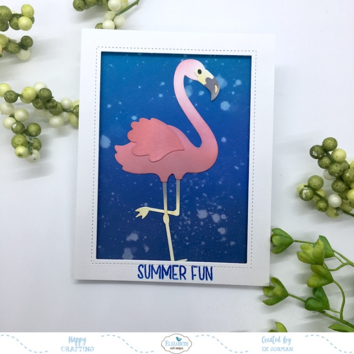 EK Gorman, Elizabeth Craft Designs Summer Fun c