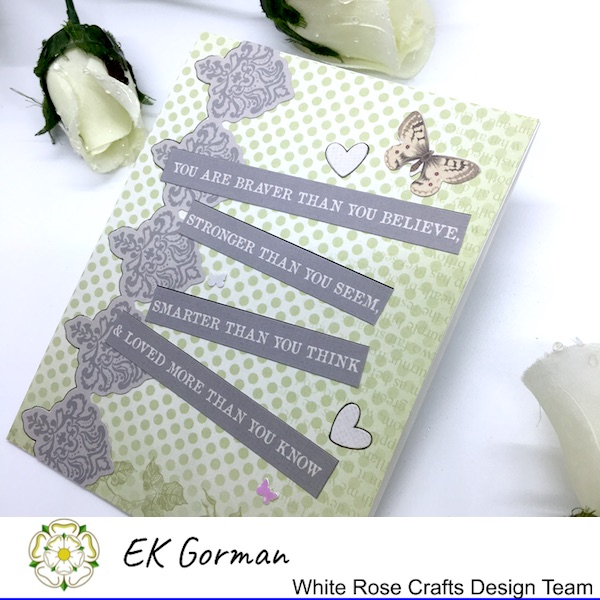 EK Gorman, White Rose Crafts, September Rose FFC 2 b