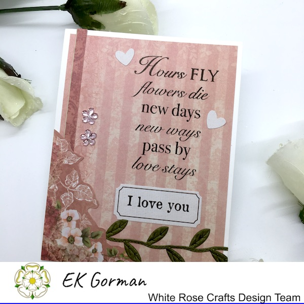 EK Gorman, White Rose Crafts, September Rose FFC 2 c