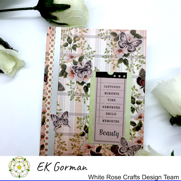EK Gorman, White Rose Crafts, September Rose FFC 2 i