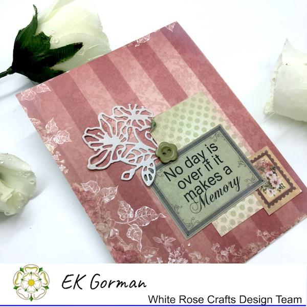 EK Gorman, White Rose Crafts, Vintage Rose FFC1 b