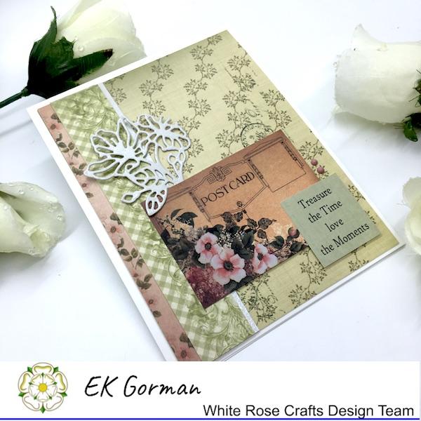 EK Gorman, White Rose Crafts, Vintage Rose FFC1 f