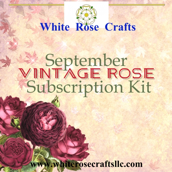 September Subscription Kit