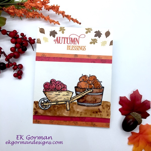 EK Gorman, Craft Collab Fall Colors b