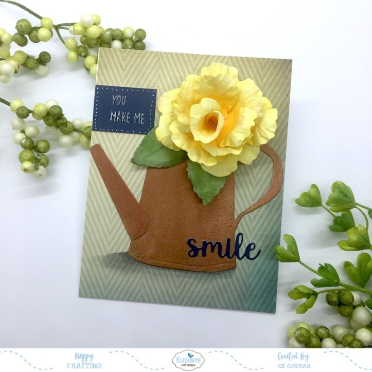 EK Gorman, Elizabeth Craft Designs, Smile a