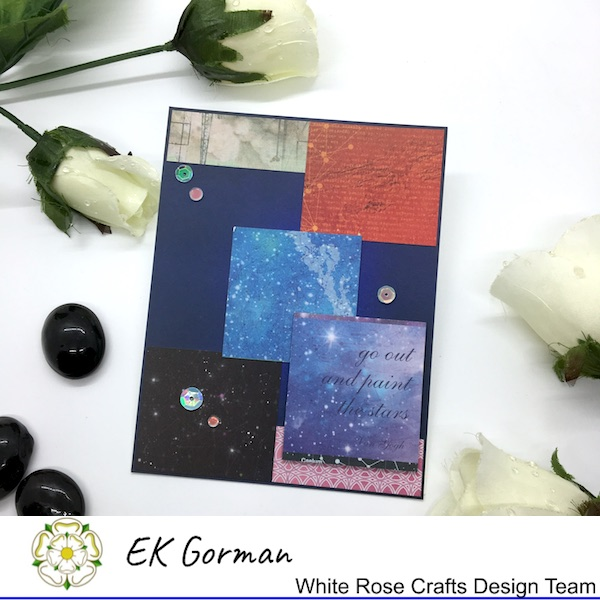 EK Gorman, White Rose Crafts, ScrapBerry Space y