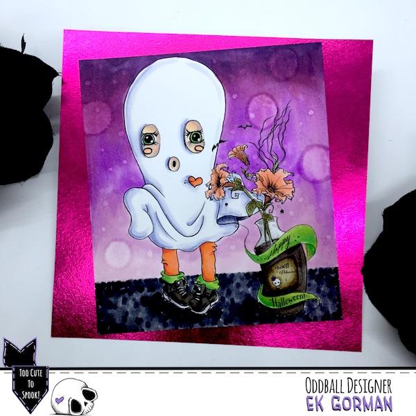 EK Gorman, Oddball Art, CCC73 a