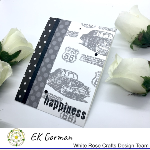 EK Gorman, WHite Rose Crafts, Make Mine Monochrome 5FC1 d