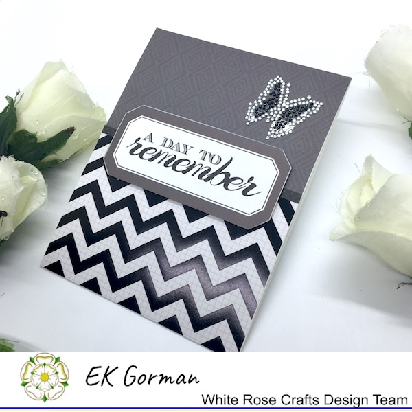 EK Gorman, WHite Rose Crafts, Make Mine Monochrome 5FC1 h