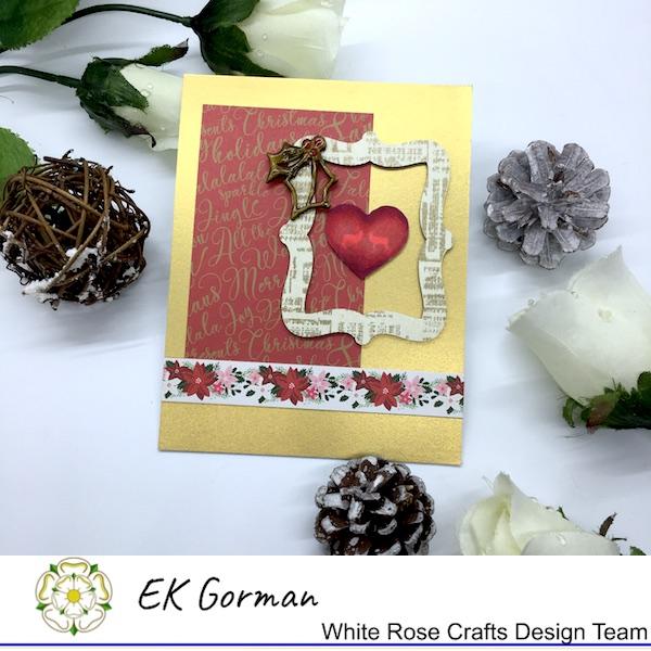 EK Gorman, White Rose Crafts, November 5FC1 a