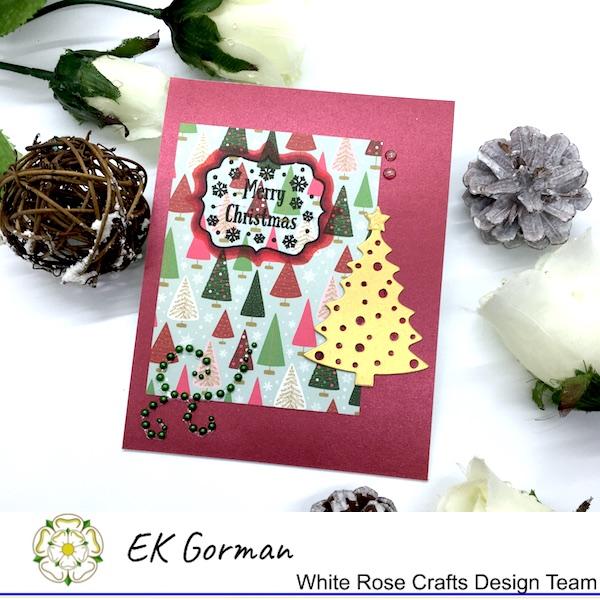 EK Gorman, White Rose Crafts, November 5FC1 c