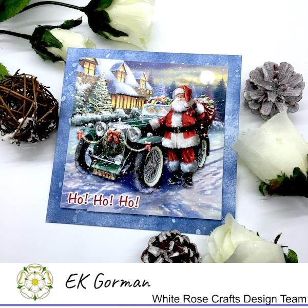 EK Gorman, White Rose Crafts, November 5FC1 e