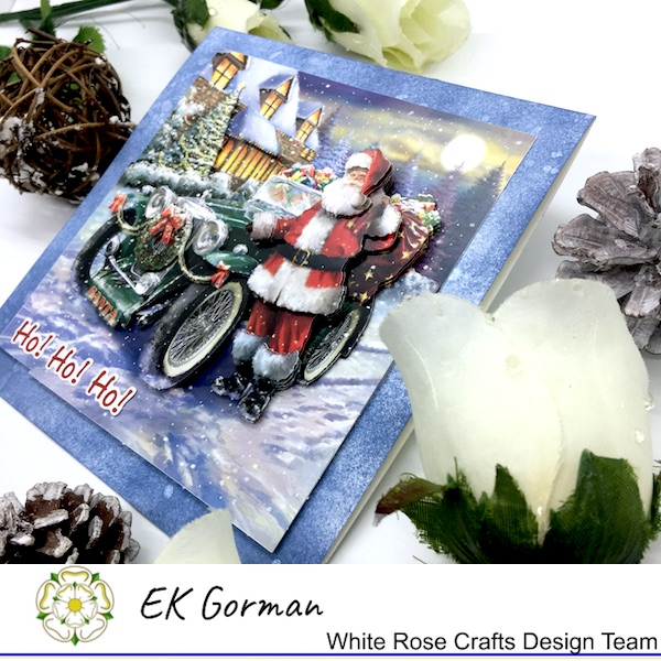 EK Gorman, White Rose Crafts, November 5FC1 f