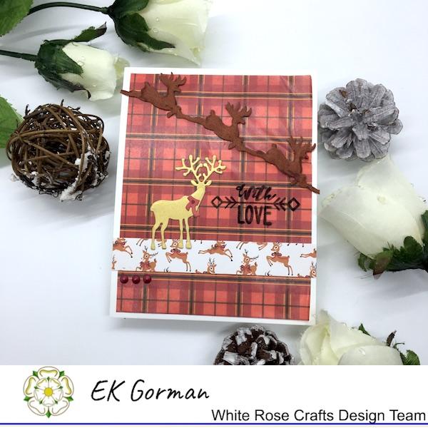 EK Gorman, White Rose Crafts, November 5FC1 g