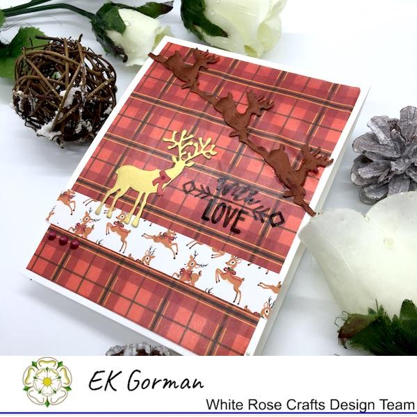 EK Gorman, White Rose Crafts, November 5FC1 h