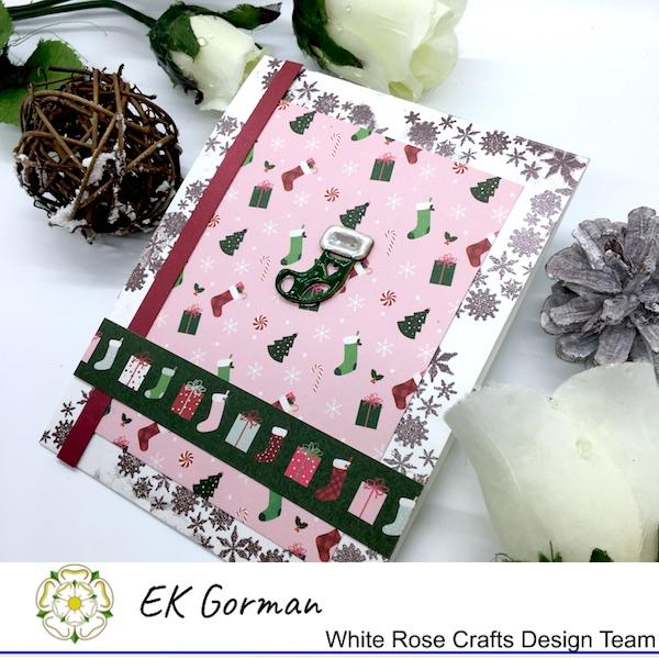 EK Gorman, White Rose Crafts, November 5FC1 j