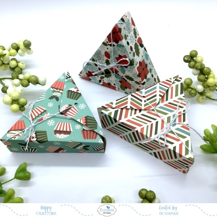EK Gorman, Elizabeth Craft Designs Quick Holiday Crafts a