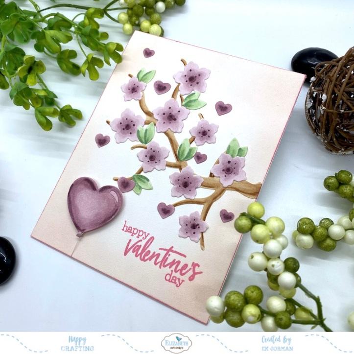 Ek Gorman, Elizabeth Craft Designs, Valentines b