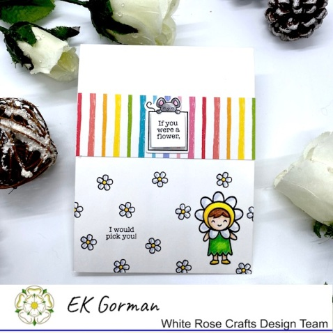 EK Gorman, White Rose Crafts, Lawn Fawn a