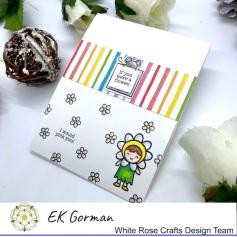 EK Gorman, White Rose Crafts, Lawn Fawn b