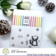 EK Gorman, White Rose Crafts, Lawn Fawn c